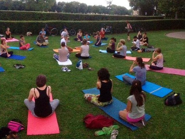 Yoga Cascine